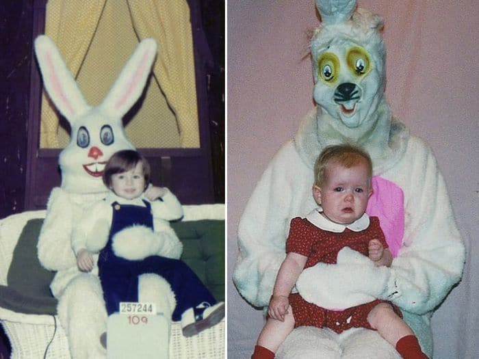 60 Scary Easter Bunny Pictures That Will Give You Nightmares -04