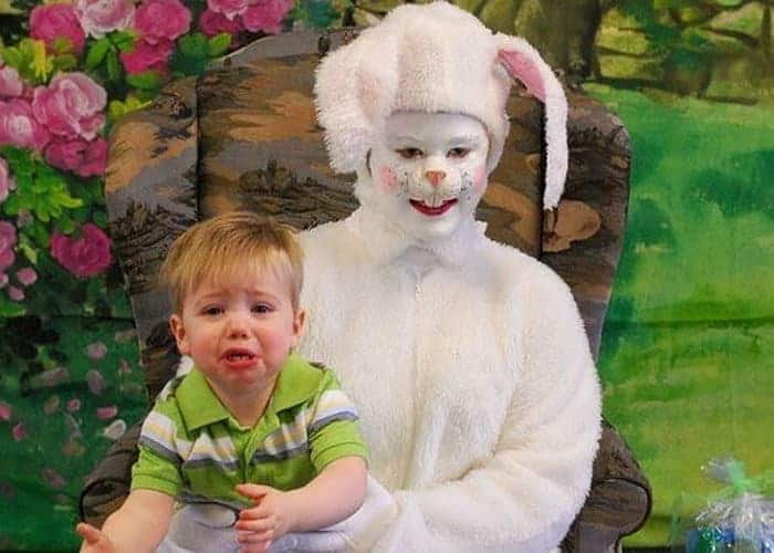 60 Scary Easter Bunny Pictures That Will Give You Nightmares -07