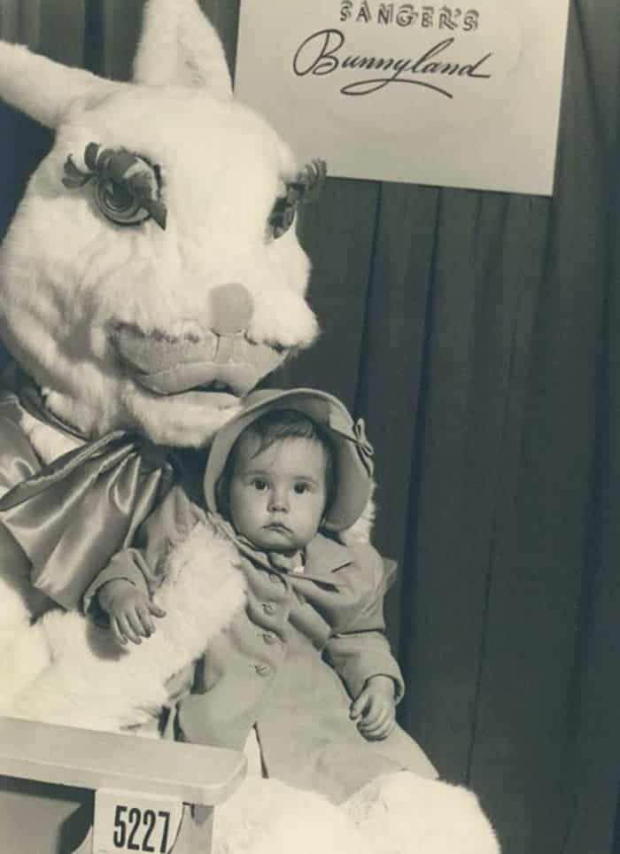 60 Scary Easter Bunny Pictures That Will Give You Nightmares -08