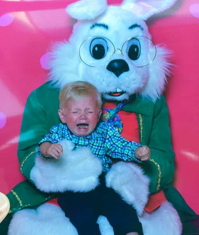 60 Scary Easter Bunny Pictures That Will Give You Nightmares -14