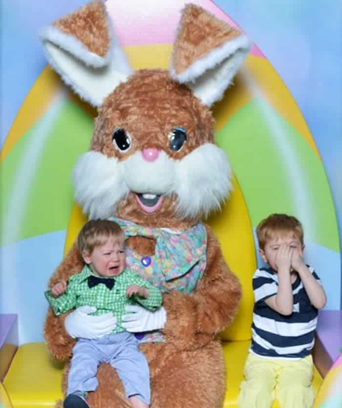 60 Scary Easter Bunny Pictures That Will Give You Nightmares -16