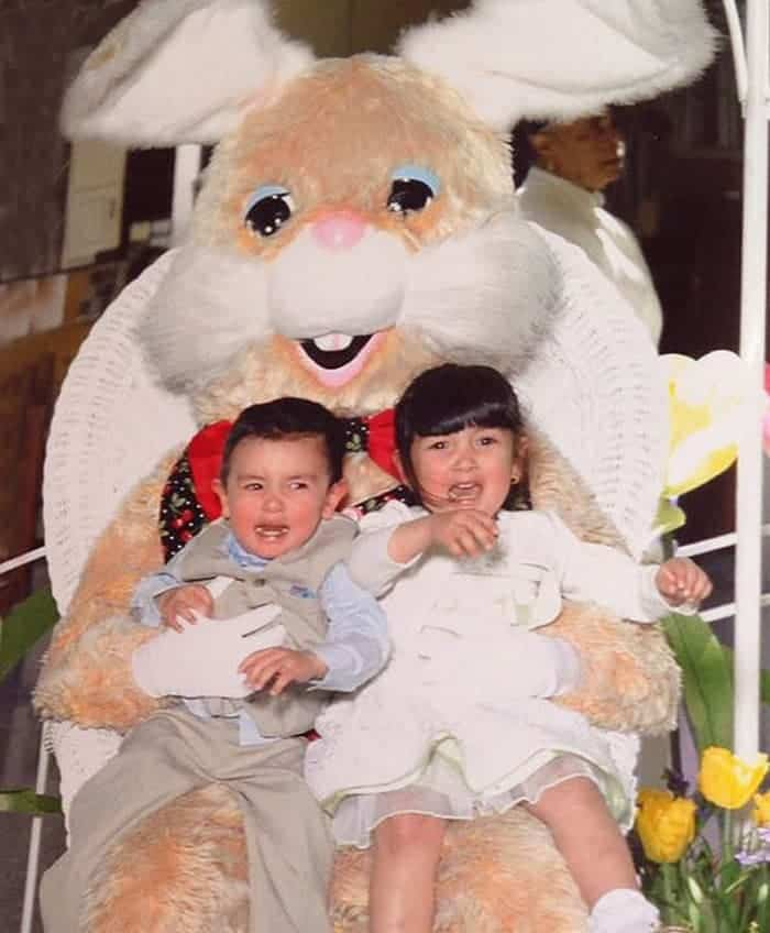 60 Scary Easter Bunny Pictures That Will Give You Nightmares -17