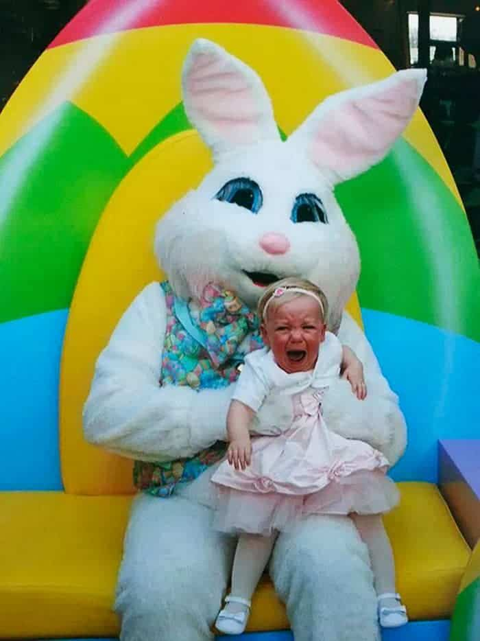 60 Scary Easter Bunny Pictures That Will Give You Nightmares -18