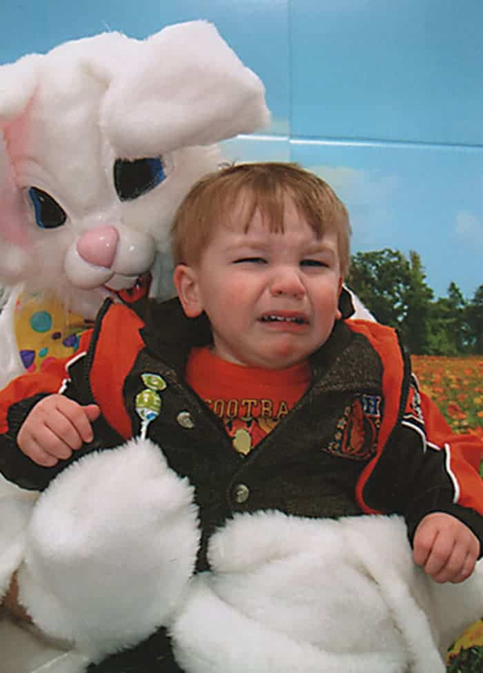 60 Scary Easter Bunny Pictures That Will Give You Nightmares -19