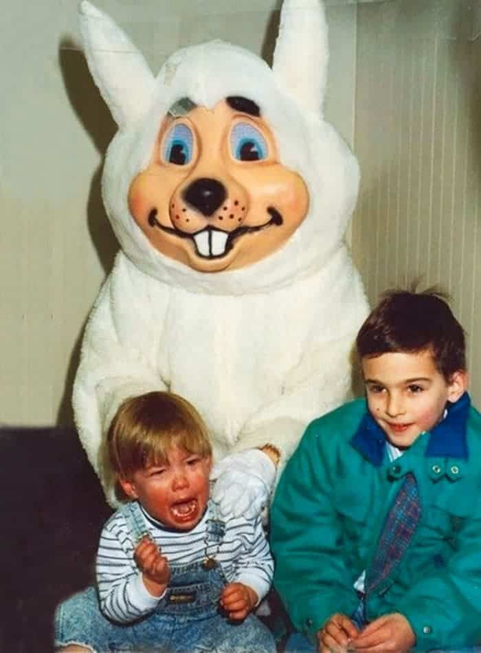 60 Scary Easter Bunny Pictures That Will Give You Nightmares -20