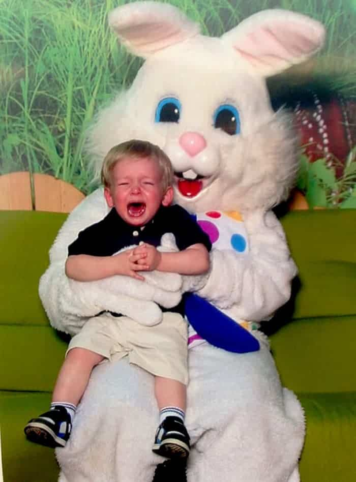 60 Scary Easter Bunny Pictures That Will Give You Nightmares -21