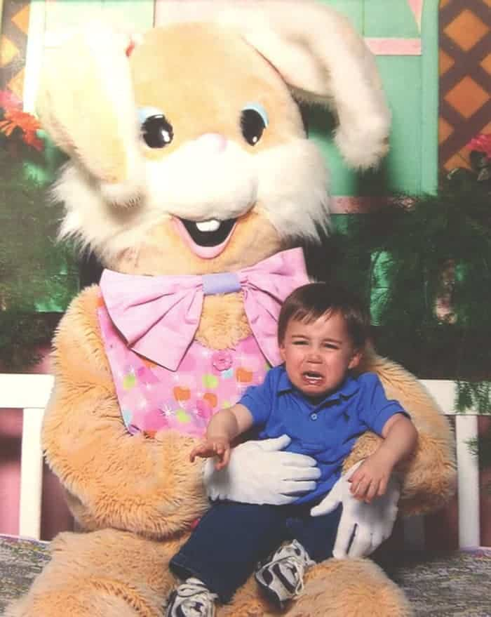 60 Scary Easter Bunny Pictures That Will Give You Nightmares -23