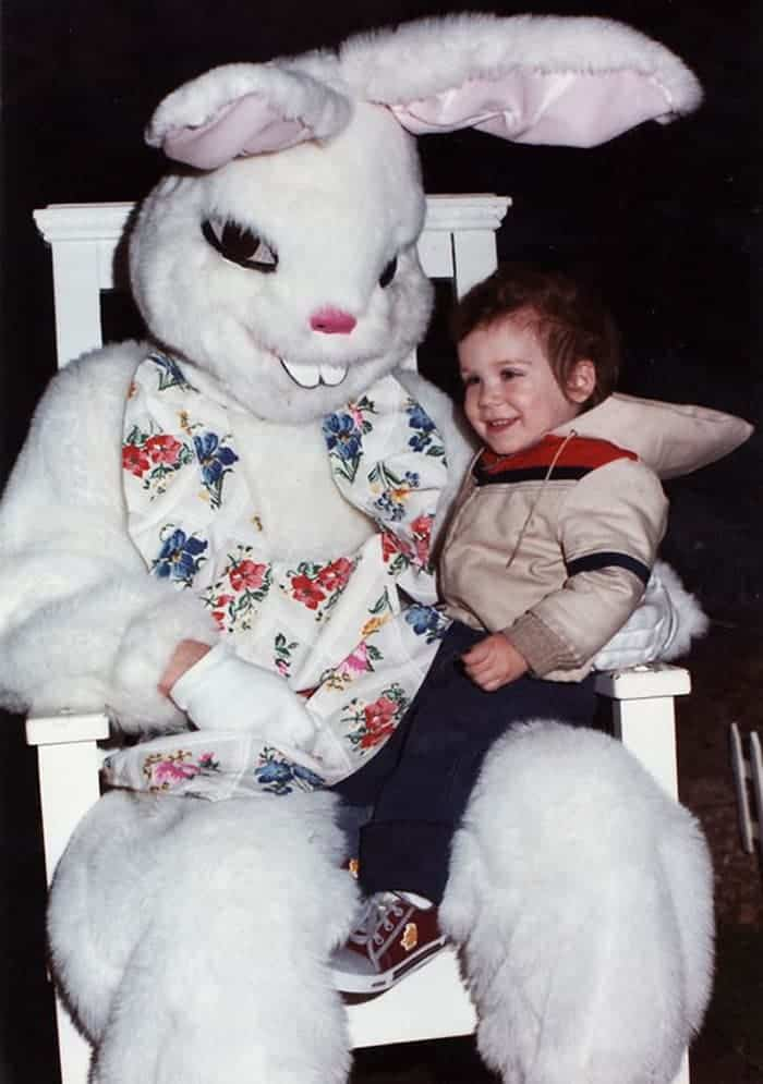 60 Scary Easter Bunny Pictures That Will Give You Nightmares -24