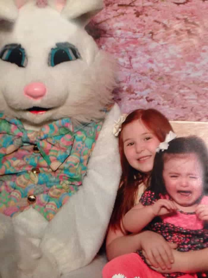 60 Scary Easter Bunny Pictures That Will Give You Nightmares -25