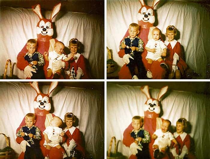 60 Scary Easter Bunny Pictures That Will Give You Nightmares -26