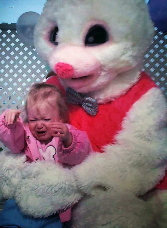 60 Scary Easter Bunny Pictures That Will Give You Nightmares -27