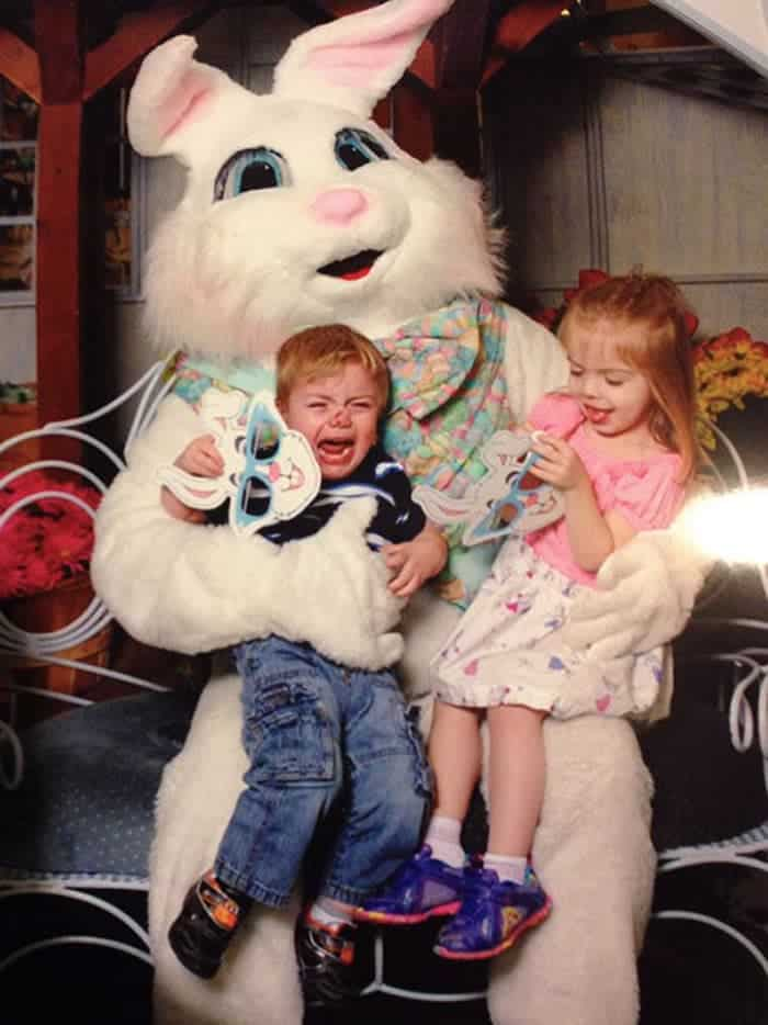 60 Scary Easter Bunny Pictures That Will Give You Nightmares -30