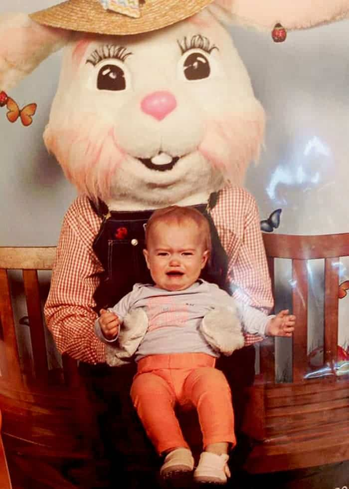 60 Scary Easter Bunny Pictures That Will Give You Nightmares -31