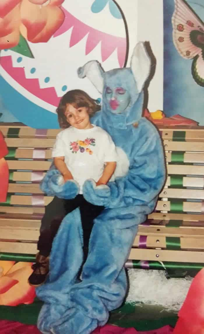 60 Scary Easter Bunny Pictures That Will Give You Nightmares -34