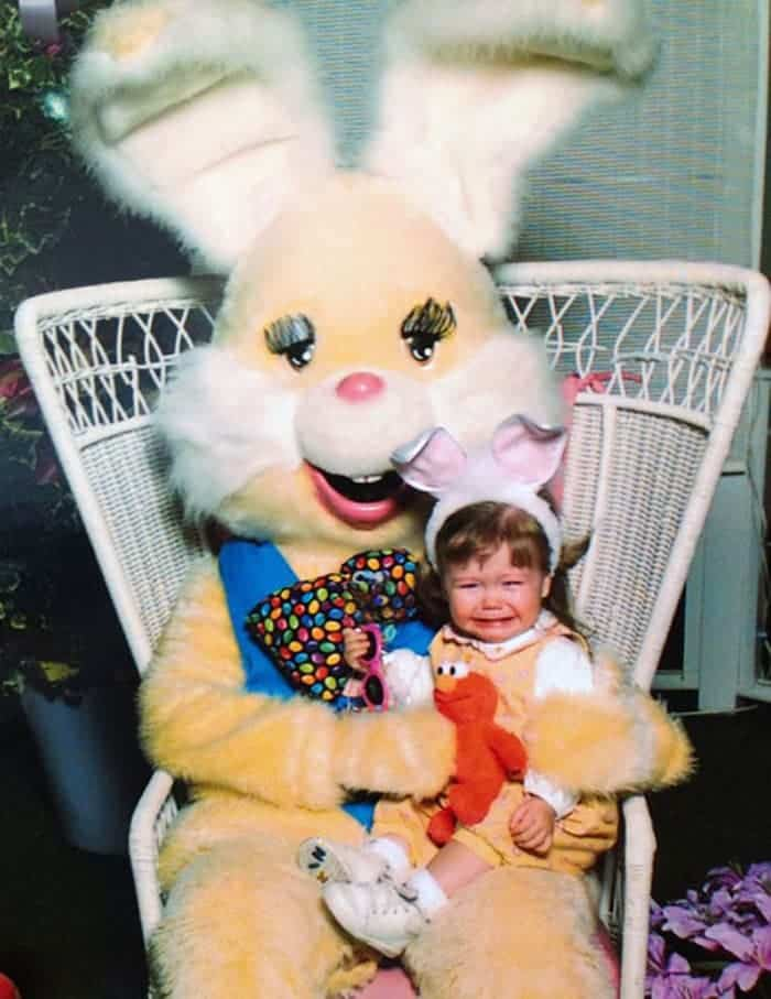 60 Scary Easter Bunny Pictures That Will Give You Nightmares -35