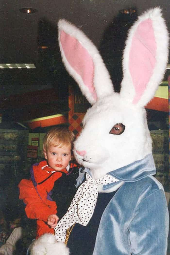 60 Scary Easter Bunny Pictures That Will Give You Nightmares -36