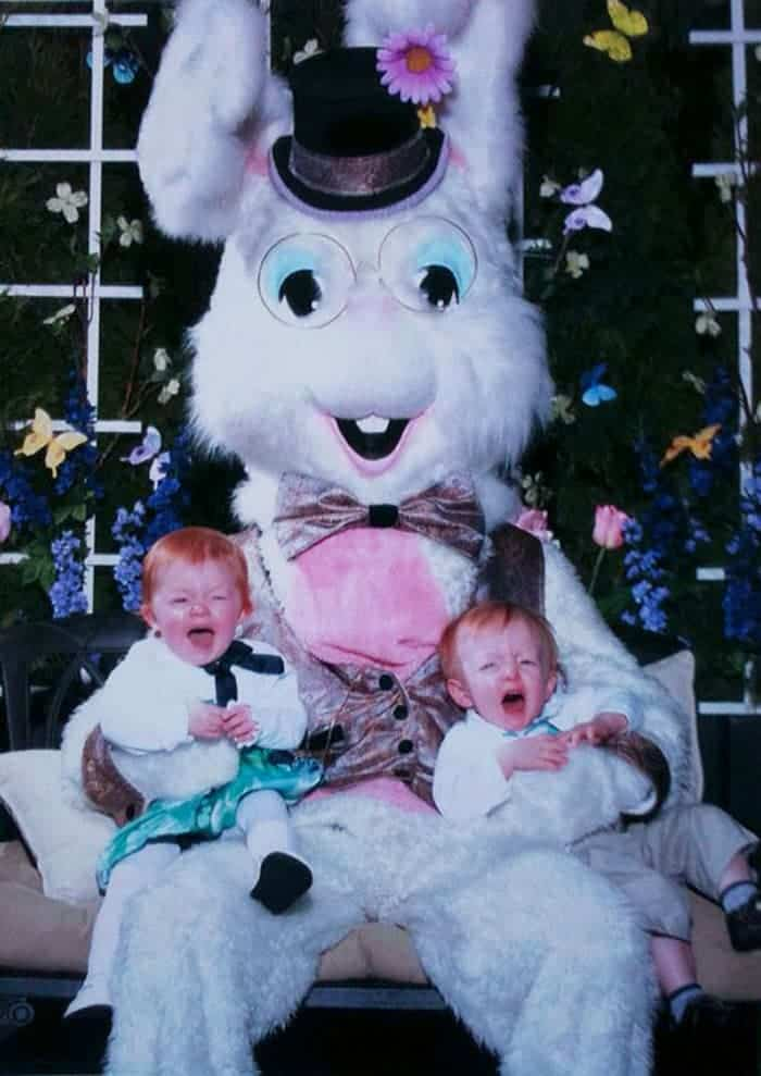60 Scary Easter Bunny Pictures That Will Give You Nightmares -37