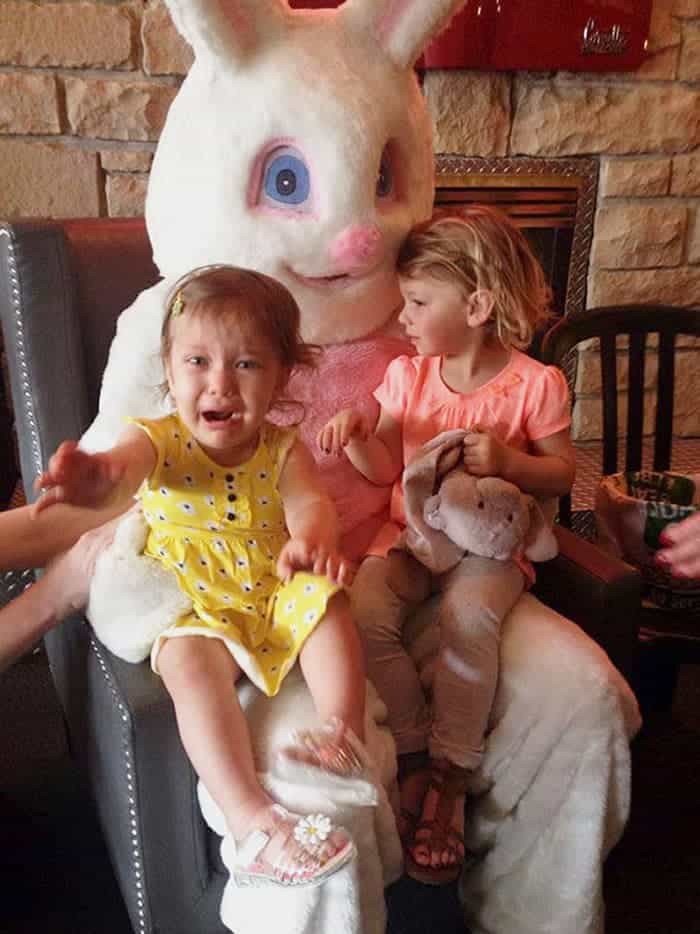 60 Scary Easter Bunny Pictures That Will Give You Nightmares -38