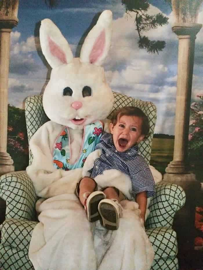 60 Scary Easter Bunny Pictures That Will Give You Nightmares -39