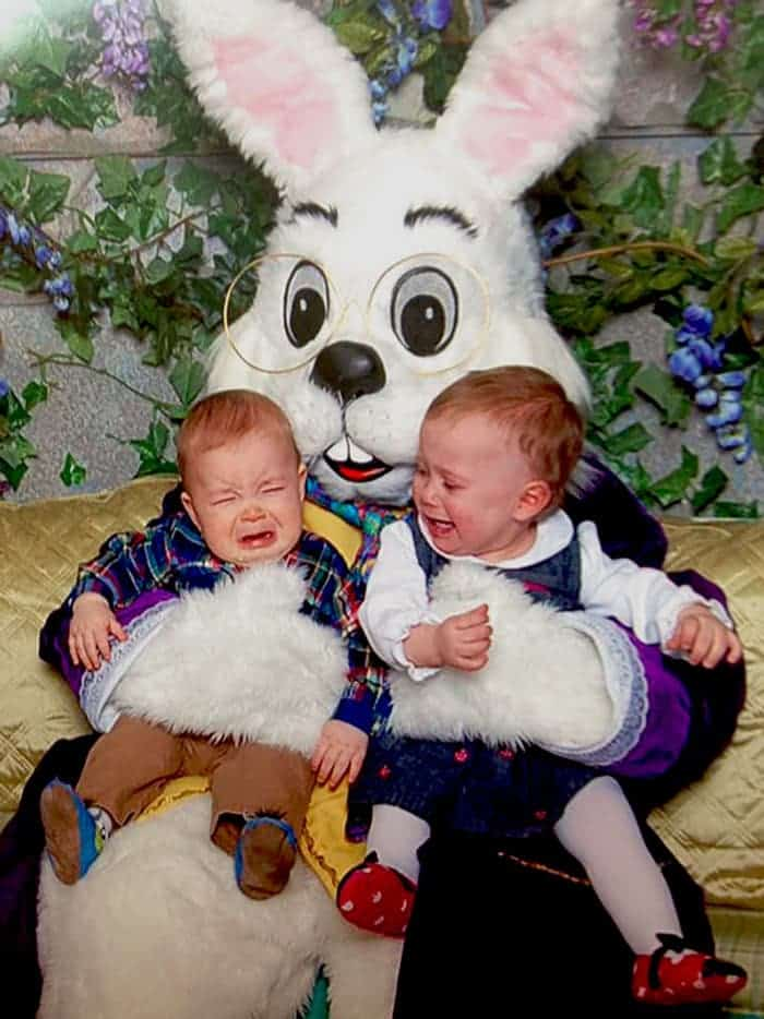 60 Scary Easter Bunny Pictures That Will Give You Nightmares -41