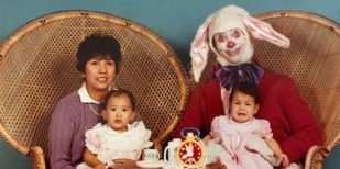 60 Scary Easter Bunny Pictures That Will Give You Nightmares