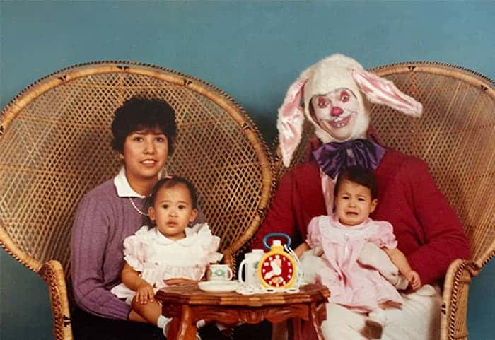 60 Scary Easter Bunny Pictures That Will Give You Nightmares -43