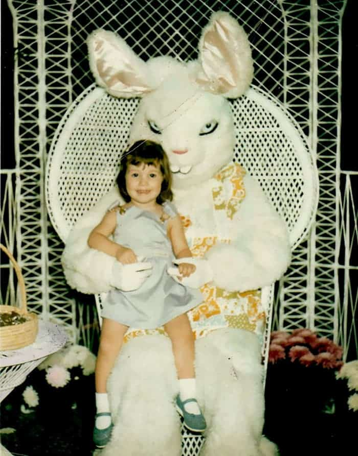 60 Scary Easter Bunny Pictures That Will Give You Nightmares -44