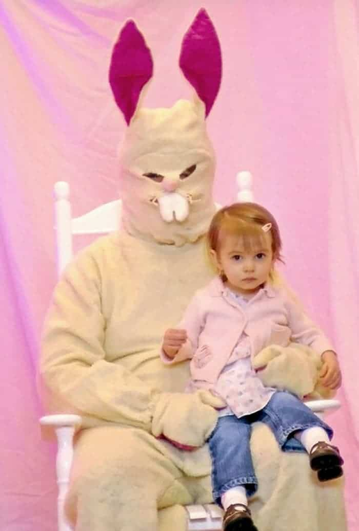 60 Scary Easter Bunny Pictures That Will Give You Nightmares -49