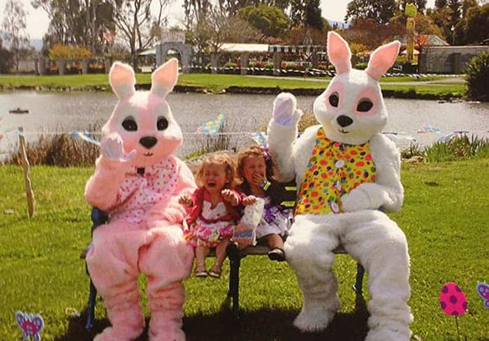 60 Scary Easter Bunny Pictures That Will Give You Nightmares -54