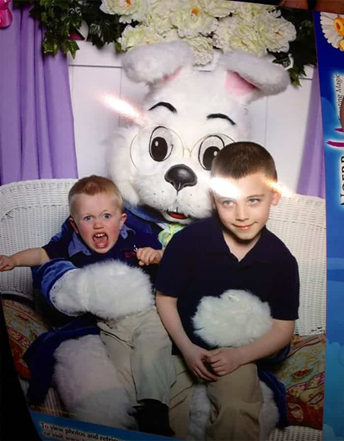 60 Scary Easter Bunny Pictures That Will Give You Nightmares -57