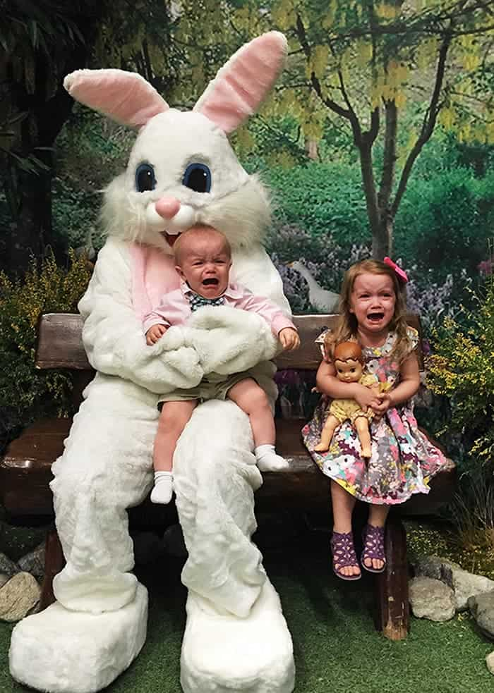 60 Scary Easter Bunny Pictures That Will Give You Nightmares -59
