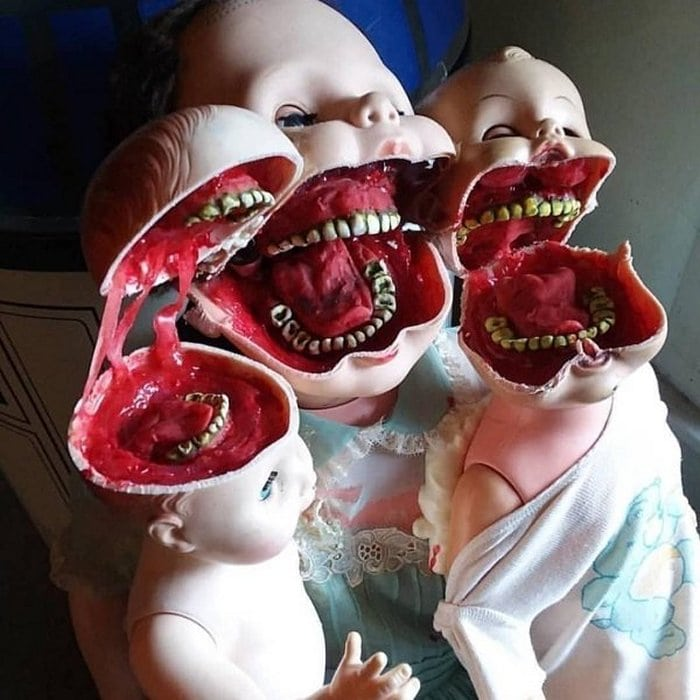 Creepy Things That Will Shock You (37 Photos)-18
