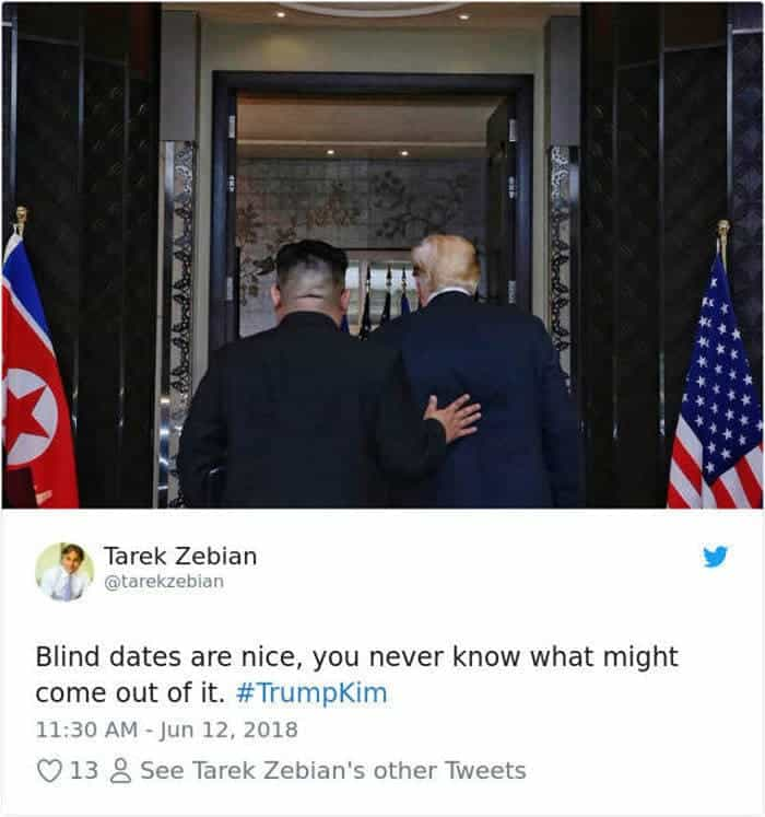 55 Hilarious Donald Trump Kim Jong Un Memes, Tweets to Make Your Day -18