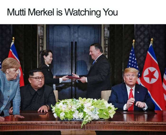55 Hilarious Donald Trump Kim Jong Un Memes, Tweets to Make Your Day -20