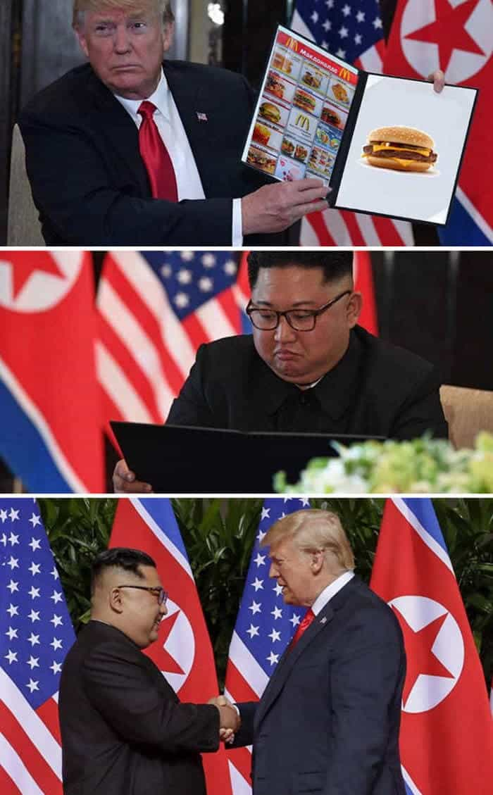 55 Hilarious Donald Trump Kim Jong Un Memes, Tweets to Make Your Day -48