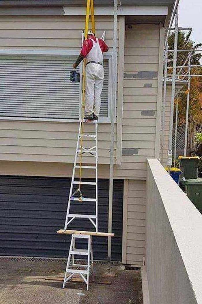 Dumb People That Don't Care About Safety First (45 Photos)-38