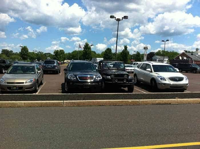 The 13 Epic Parking Fails That Will Blow Your Mind - Seriously -09
