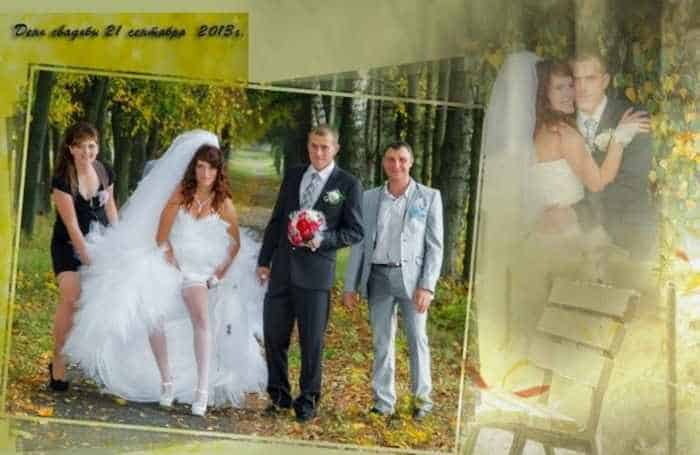 44 Funny Epic Fail Wedding Pictures That Will Make You Laugh -05
