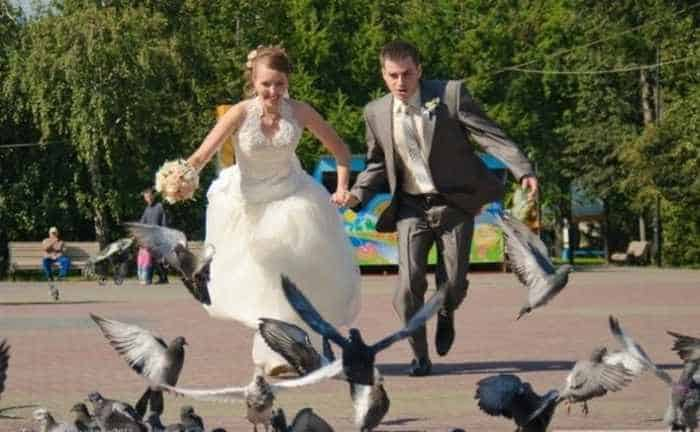 44 Funny Epic Fail Wedding Pictures That Will Make You Laugh -06