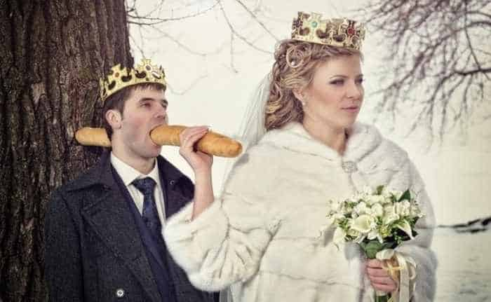 44 Funny Epic Fail Wedding Pictures That Will Make You Laugh -23