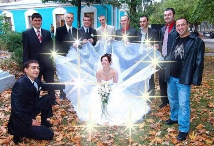 44 Funny Epic Fail Wedding Pictures That Will Make You Laugh -24