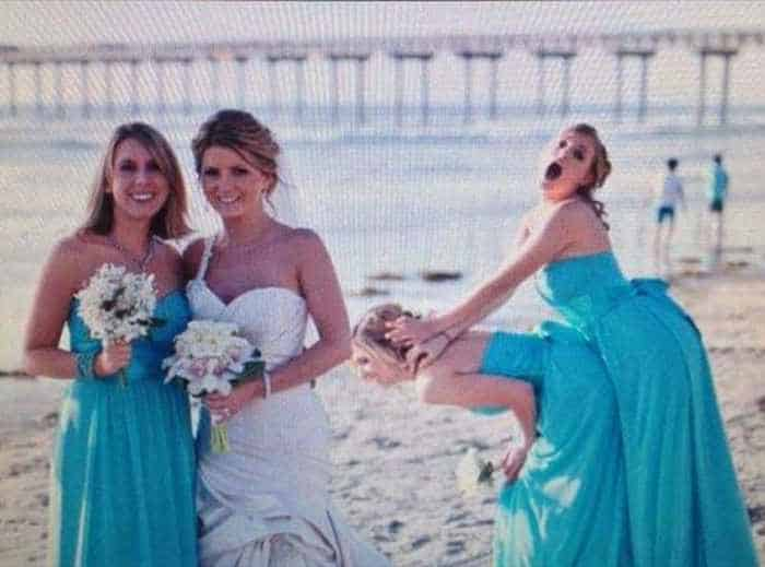 44 Funny Epic Fail Wedding Pictures That Will Make You Laugh -28