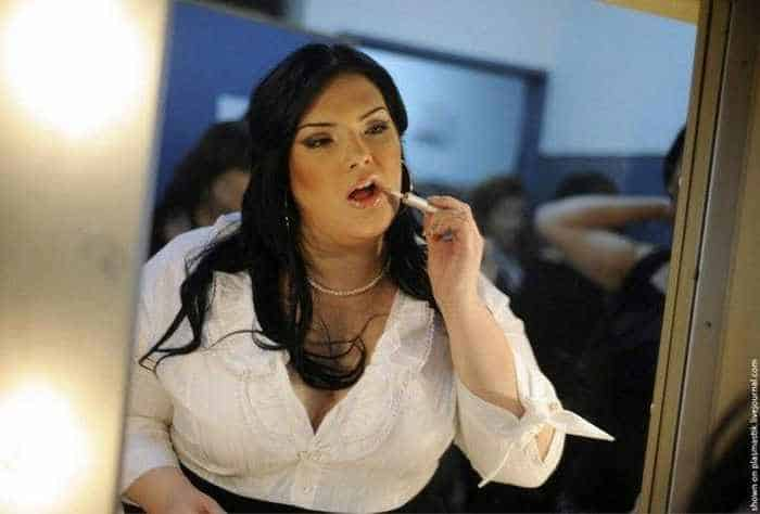 Funny Beauty Contest of Fat Beauties - 6 Pics -03