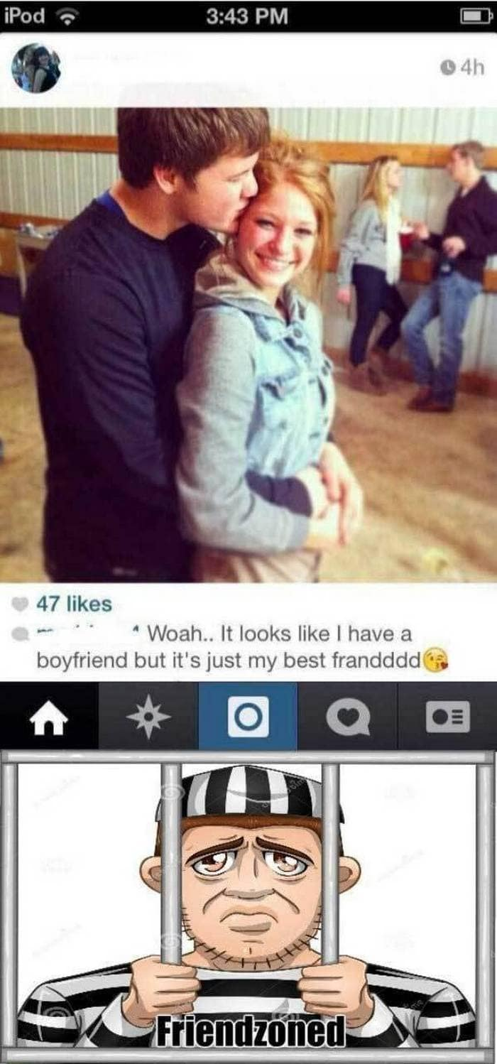 39 Pics That Prove The Friendzone Is A Real And Hilarious-38