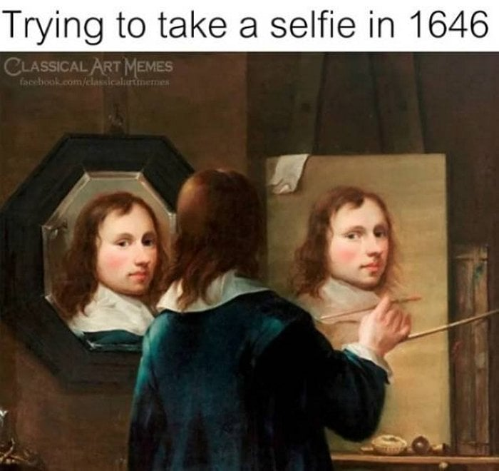 30 Funniest Classical Art Memes For Art Lovers-04