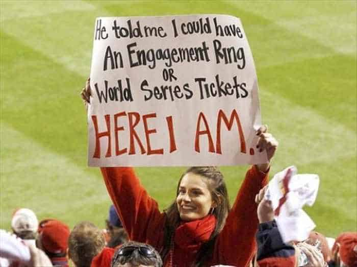 32 Funniest Crowd Signs Ever Spotted At Sports Events Will Make You LOL -01