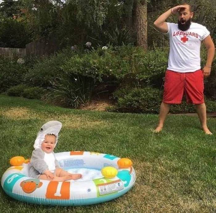 31 Funniest Dads That Are The Best Ever-17