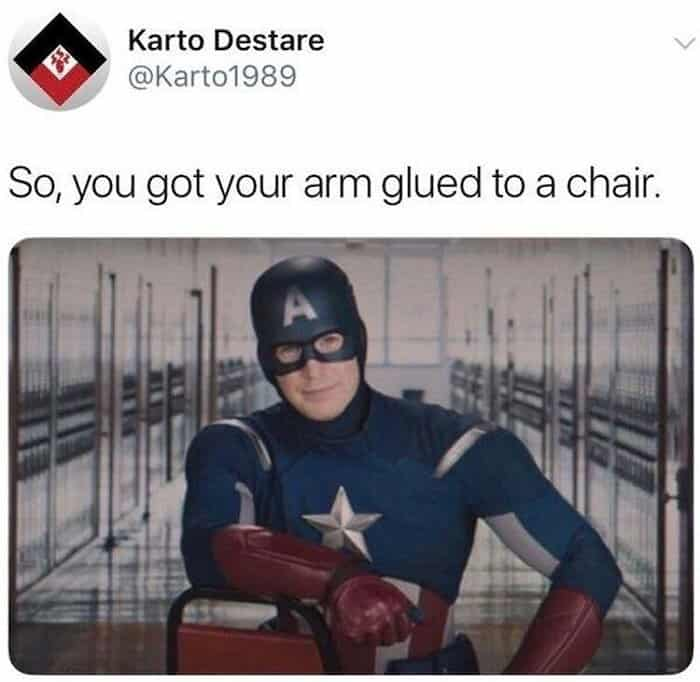 The 28 Funniest Marvel Memes Of The Day -09