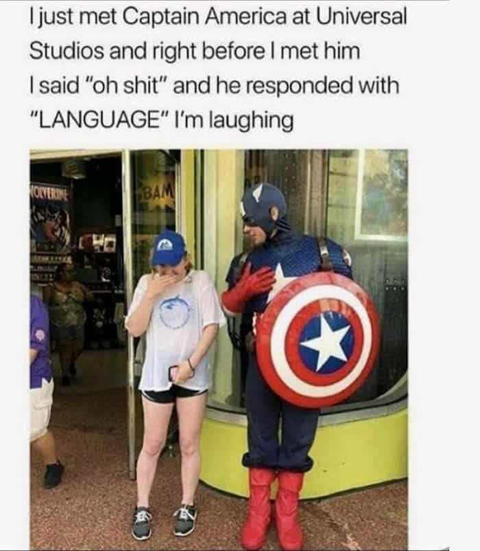The 28 Funniest Marvel Memes Of The Day -23