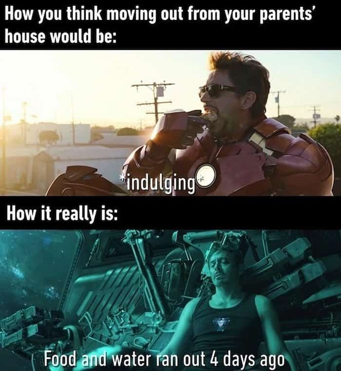 The 28 Funniest Marvel Memes Of The Day -25